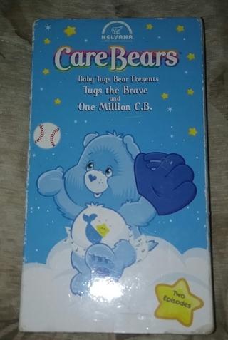 Care Bear VHS 2004