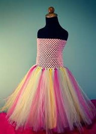 Free Tutu Dress DIY