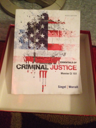 Essentials of criminal justice 101