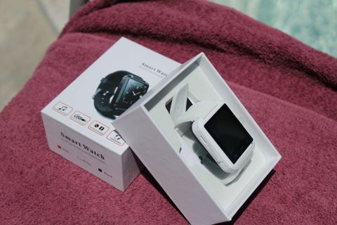 FREE New! Bluetooth Wrist Smart Watch For iPhone IOS Android Samsung LG HTC - Warranty!