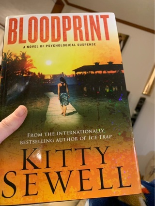 BLOODPRINT (Hardcover) by Kitty Sewell