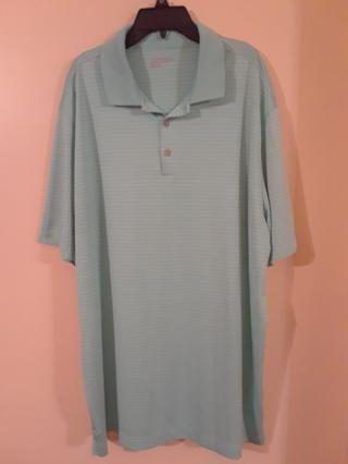 Men's Nike Golf Short Sleeve Polo Shirt Size XXL
