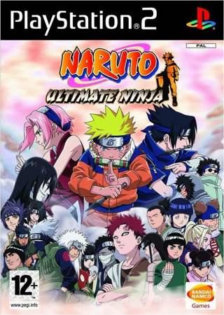 *NEW* - Shonen Jump NARUTO: Ultimate Ninja for the SONY Play Station 2