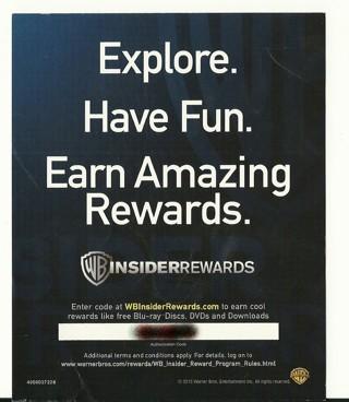 Free Rewards For Wb Insider Rewards Rewards Points Listia Com Auctions For Free Stuff