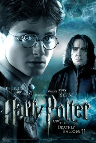"""""""Harry Potter and the Deathly Hallows-Part 2"""" HDX - Vudu/movieanywhere Digital Movie Code"""