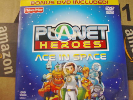 Fisher Price, PLANET HEROES, Ace in Space