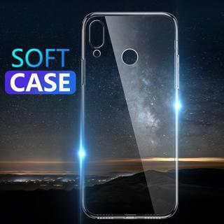 Soft Silicone TPU Case For Huawei P Smart Plus 2019 P20 P10 Mate 10 20 9 Lite Pro Honor View Note
