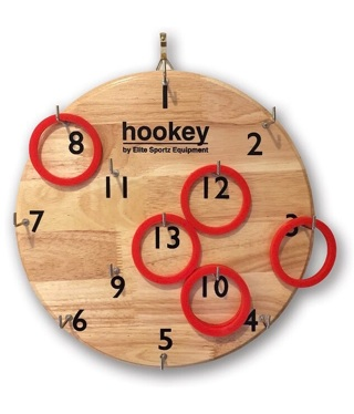 Hookey • Hang & Play • Classic Game for All Ages • Excellent New Condition • Free Shipping