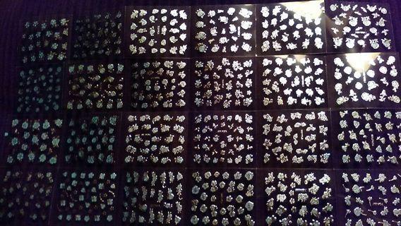 24 sheets of nail decals! GiN Bonuses!!