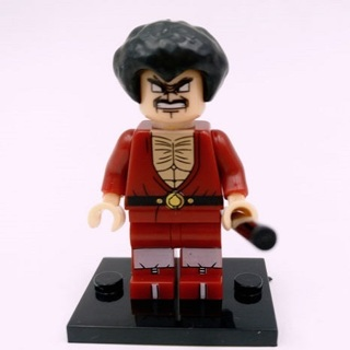 New Mr. Satan Minifigure Building Toy Custom Lego