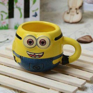 Cute Minions Ceramic Coffee Tea Cup