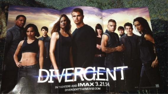 Mini Divergent Poster!