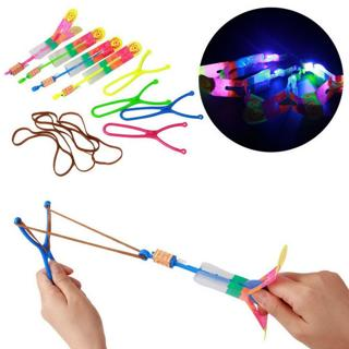 Funny LED Light Up Flashing Glow Dragonfly Flying Dragonfly For Toys Kids Gift