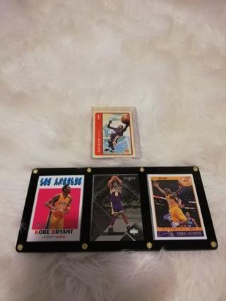 Kobe bryant nba cards