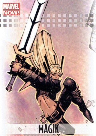 2013 Marvel Now Collectible Card #57 Magik
