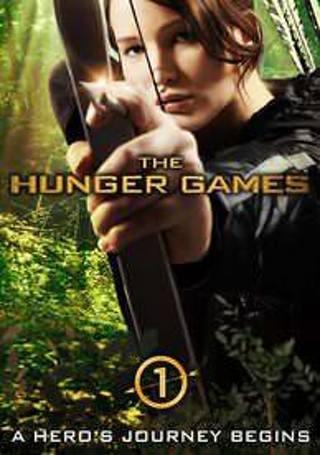 The Hunger Games, HD Digital Movie Code, redeems on Vudu