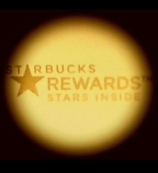 1 Starbucks Rewards Stars Code