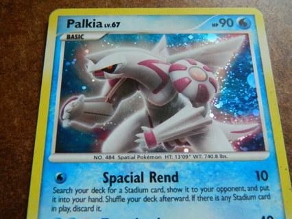 2008 Palkia DP27 HOLO PROMO Pokemon Card / Diamond & Pearl - FREE Shipping!