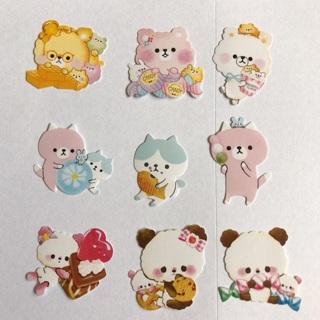 ⭐️ Rare Sweets Mix Kawaii Sticker Flakes NEW ⭐️