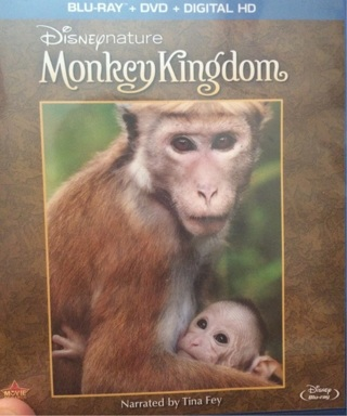 Monkey Kingdom :Disney nature (Google play)