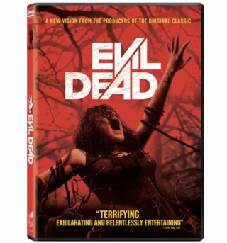 EVIL DEAD (starring Jane Levy) - MoviesAnywhere digital copy of the film