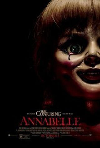 Annabelle HD digital copy ONLY