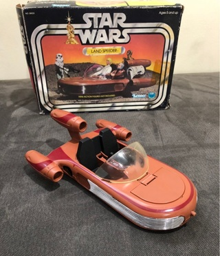 Star Wars 1977 Landspeeder Original