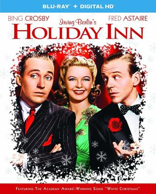 Holiday Inn (Digital HD Download Code Only) **Christmas** **Bing Crosby** **Fred Astaire**