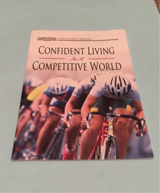 Confident Living in a Competitive World - New RBC Booklet - Free Shipping!!!