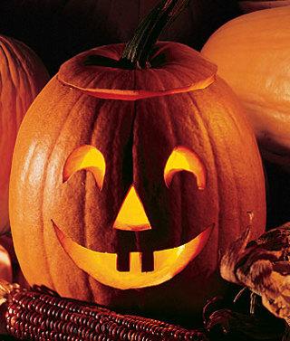 NIP Pumpkin, Jack O' Lantern seeds