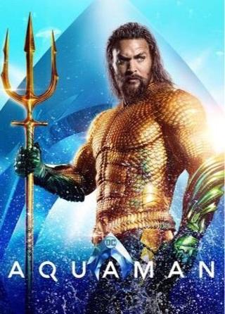 Aquaman MA VUDU iTunes HD