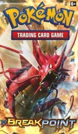 NEW Pokemon XY BREAK POINT Booster Pack Pokemon Cards TCG