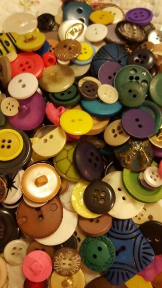 BUTTONS, 250 COUNT