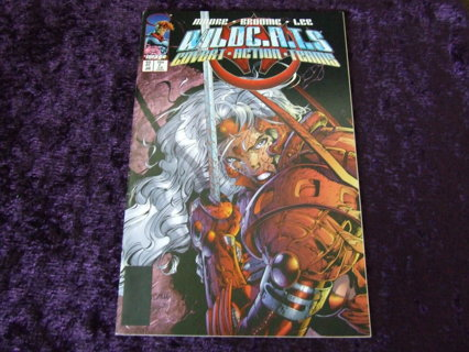1997 WILDCATS Issue #32 Image Mature Comics