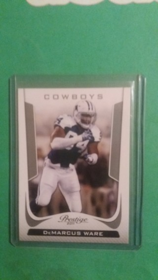 demarcus ware football card free shipping