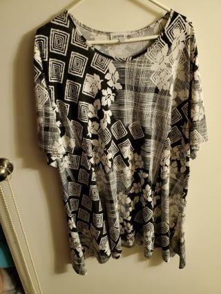 ~~southern lady size 3X blouse~~