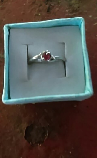 size 6 new ring