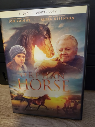 "DVD - ""Orphan Horse"" - not rated"