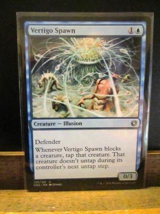 Magic The Gathering Card - Vertigo Spawn