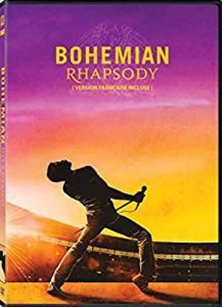 Bohemian Rhapsody DVD or Blu-Ray & 4K is an option *BRAND NEW IN WRAP
