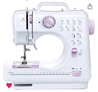 50% OFF! Household Beginner Sewing Machine, Mini