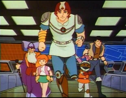 JAYCE AND THE WHEELED WARRIORS THE COMPLETE SERIES 65 EPISODES DIGITAL CODE! LOW GIN!
