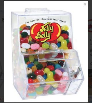 Jelly Belly Mini Jelly Bean Candy Bin Container