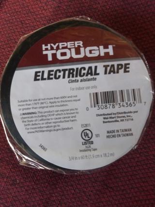 I roll of electrical tape NIP