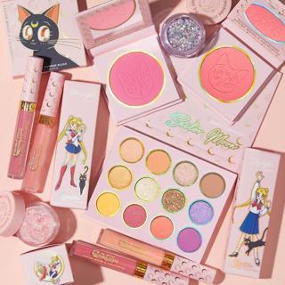 sailor moon x colourpop collection