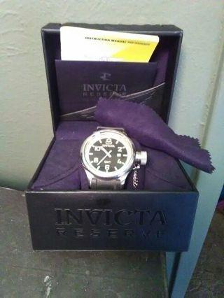 °~ Invicta Russian Reserve Diver Watch~°