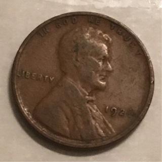 1926 wheat cent