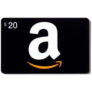$20 amazon gift card code!