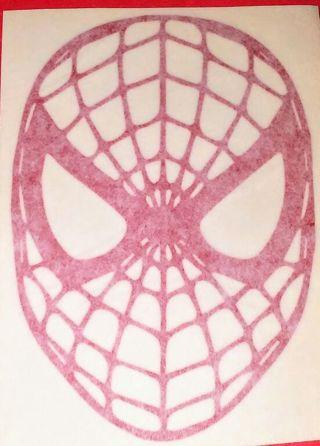 "⛔""Spiderman"" Decal⛔ 〰Plse read descr〰✅BONUS @ 100k✅"