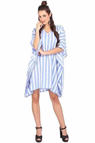 a55fa86314d BNWT Miss Lavish Women s Caftan Tunic Kimono Dress Summer Plus Size 10-24 -  FREE